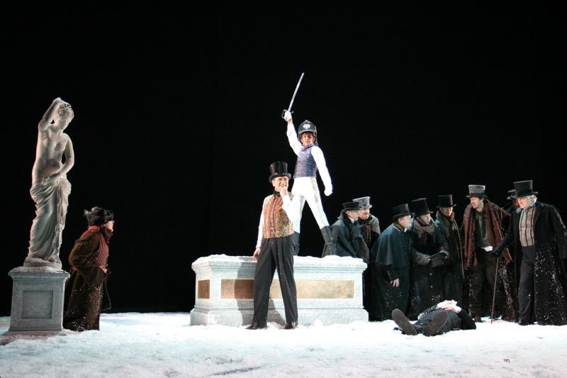 Masquerade, il capolavoro russo in due date al Teatro Mercadante di Napoli