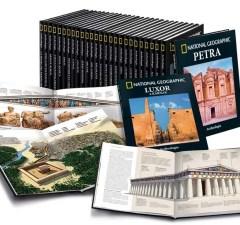 Archeologia i nuovi volumi di National Geographic