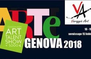 Arte Genova 2018