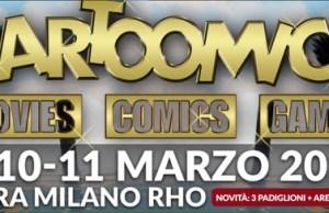 Cartoomics nuova edizione