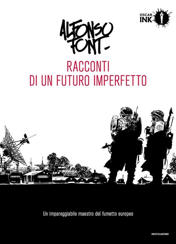 """""""Racconti di un futuro imperfetto"""", una nuova graphic novel sci-fi [Anteprima]"""