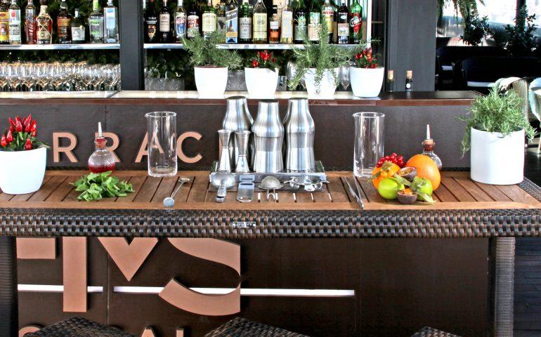 Sky Terrace, riapre la stagione degli aperitivi all'Hotel Milano Scala