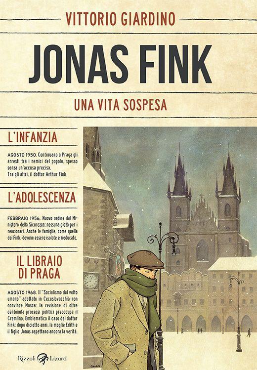 Jonas Fink – Una vita sospesa di Vittorio Giardino per Rizzoli Lizard [Anteprima]