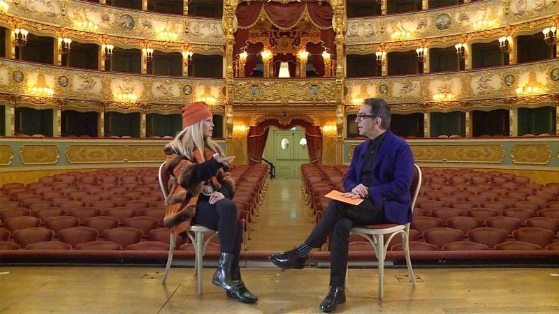 """""""In arte Patty Pravo"""", Pino Strabioli racconta la celebre artista italiana"""