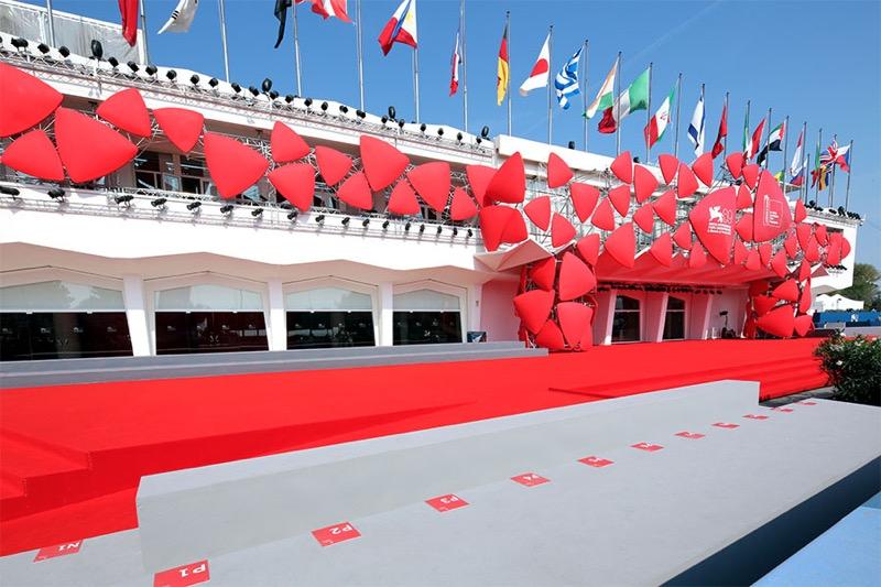 Campari, main sponsor alla Mostra del cinema di Venezia