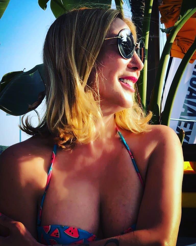 Sara Licata segue le orme di Gianluca Vacchi: stile di vita lussuoso e vacanze da sogno