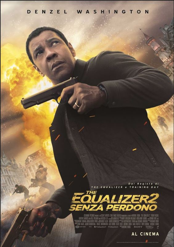 The Equalizer 2 – Senza Perdono: Clip del film al cinema dal 13 Settembre
