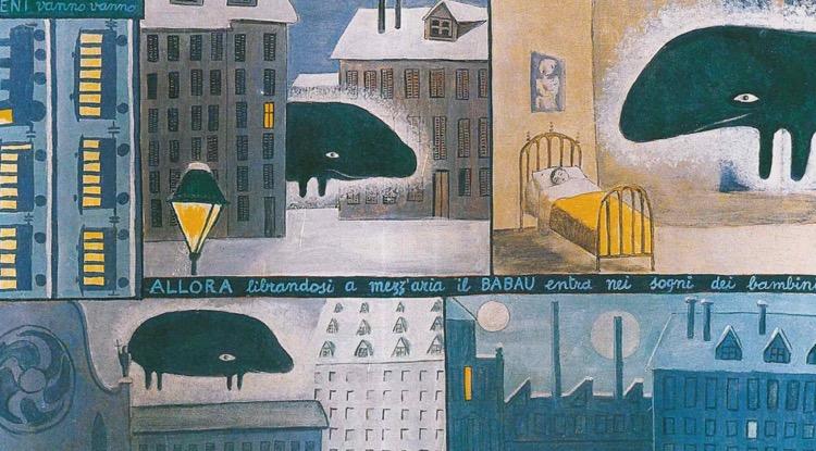 """""""Mistero Buzzati"""", su laF l'esclusivo documentario sul famoso fumettista, pittore e poeta"""