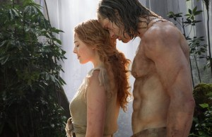 The legend of Tarzan su Infinity