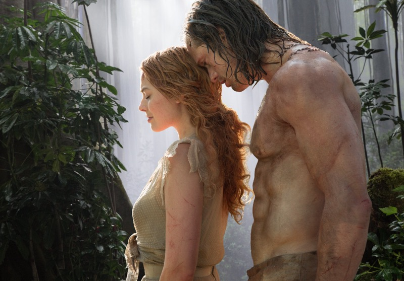 The legend of Tarzan su Infinity