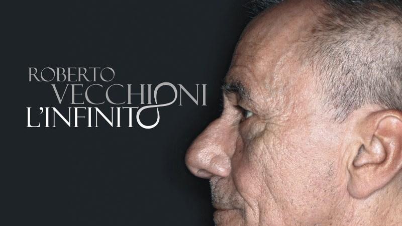 L'Infinito, il 9 novembre il nuovo disco di Roberto Vecchioni