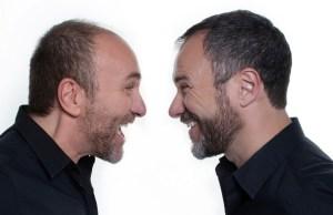 Gianfranco e Massimiliano Gallo al Teatro Augusteo