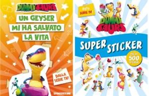 DammySaurs e Super Sticker DeAgostini