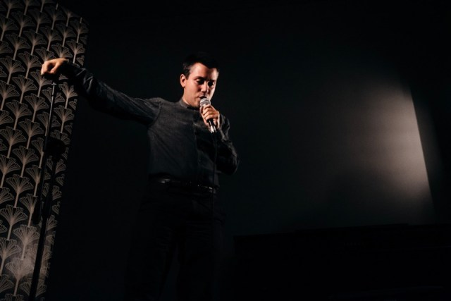 Saverio Raimondo su Netflix