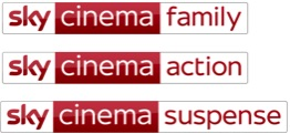 Sky cinema family, action e suspense