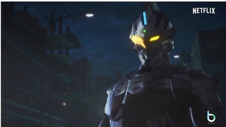 Ultraman su Netflix copy