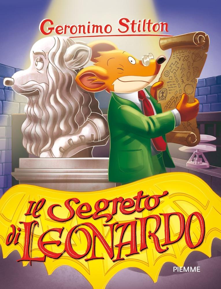 Il Segreto di Leonardo, la nuova avventura di Geronimo Stilton