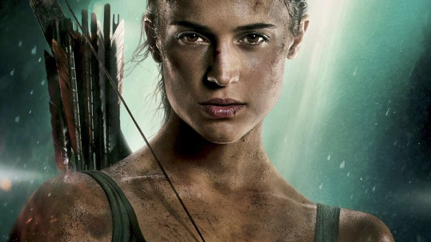 Tomb Raider Sky cinema Uno