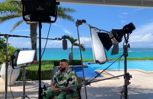 Dj Khaled su MTV