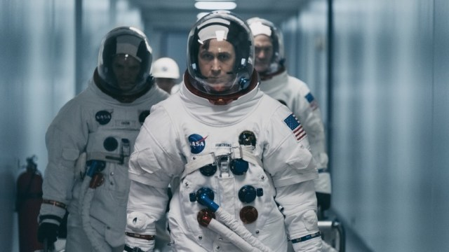 First Man su Sky cinema
