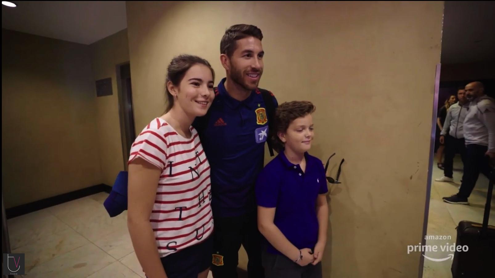 El Corazón de Sergio Ramos, l'esclusiva docu serie sul grande calciatore su Prime Video