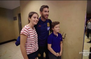Sergio Ramos docu film Amazon Prime video copy