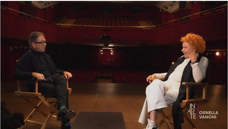 In Arte, Pino Strabioli racconta Ornella Vanoni e Gianna Nannini in due serate speciali