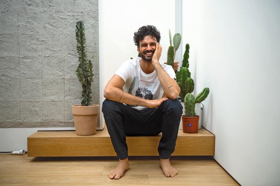 """""""Il gusto della felicità"""", su Food Network Marco Bianchi dispensa consigli su salute e cucina"""