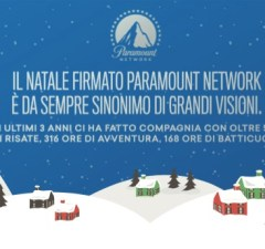 Cinema Natale Paramount Network