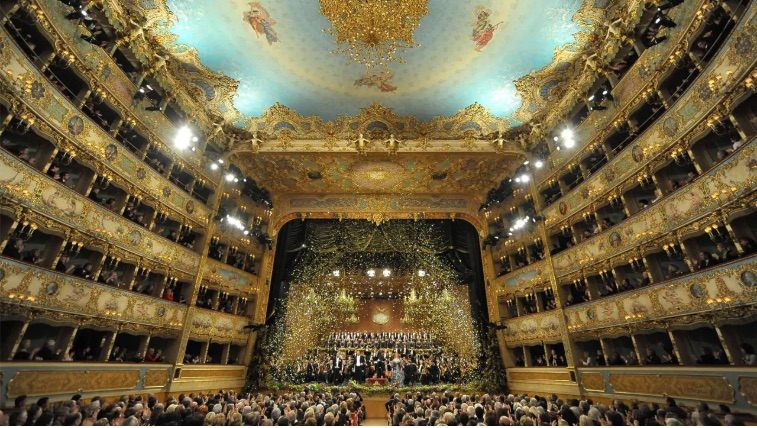 Concerto di Capodanno dalla Fenice su Rai Uno e su Rai 5 il 1° gennaio 2020