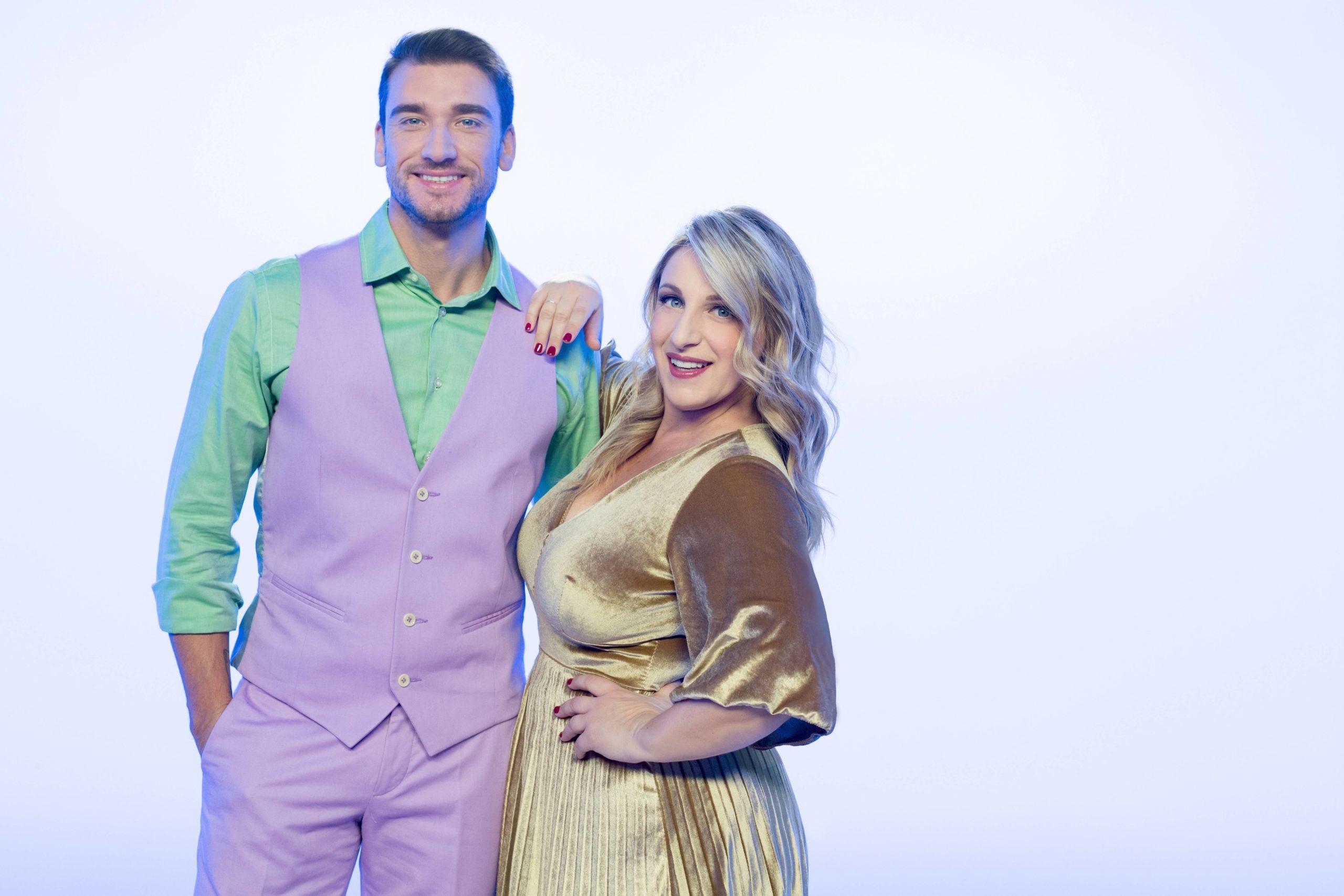 Cake Star – Pasticcerie in sfida: Damiano Carrara e Katia Follesa al timone della nuova edizione