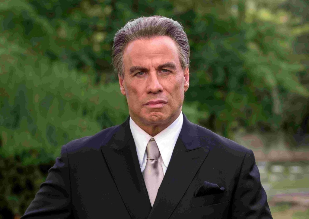 John Travolta in Gotti su Sky cinema