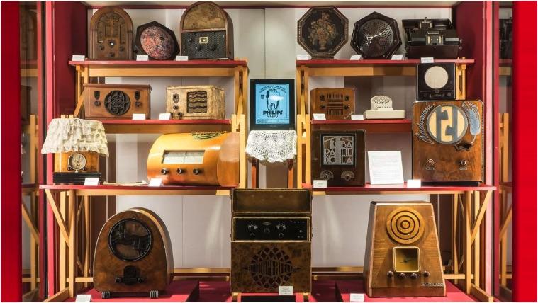 Museo della Radio e della Televisione Rai: nuovo allestimento e nuova apertura
