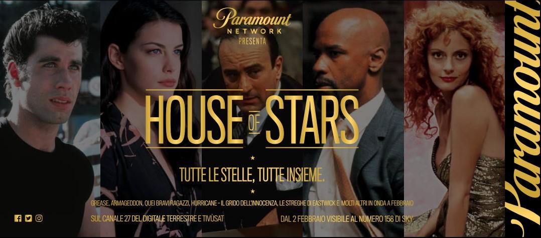 House of Stars, su Paramount Network si celebra la Notte degli Oscar
