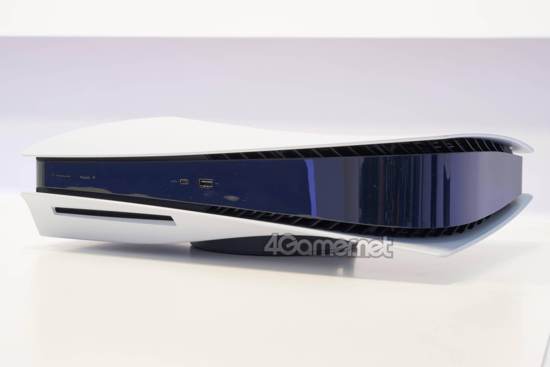 PlayStation 5: l'aggiornamento di aprile introduce nuove opzioni di archiviazione per i giochi next gen