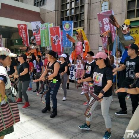MENT新聞稿|本勞移工衝連署 不分本外爭勞權