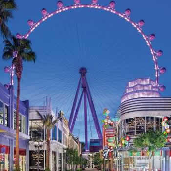 High Roller at The Linq | Las Vegas | Discount Tickets at ...