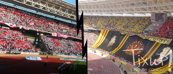 Club Africain Vs Espérance Sportive de Tunis