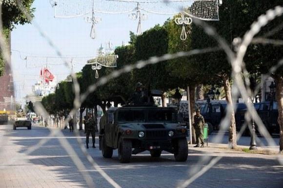 Couvre-feu en Tunisie - Etat d'urgence prolongé