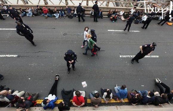 Occupy Wall Street - Manifestation
