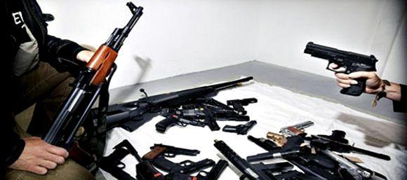 2 tunisiens en possession de 30 kalachnikovs arrêtés en Algérie