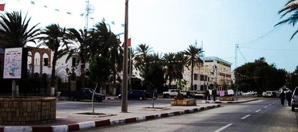 Tunisie: Heurts entre police et manifestants à Gafsa