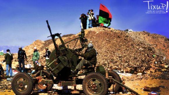 Rebelles - Libye