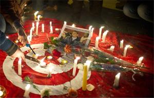 Révolution Tunisie - Sidi Bouzid
