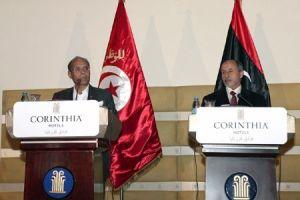 Moncef Marzouki - Mustapha Abdeljalil