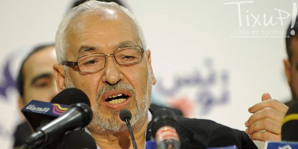 Rached Ghannouchi