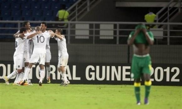Senegal - Libye - CAN 2012