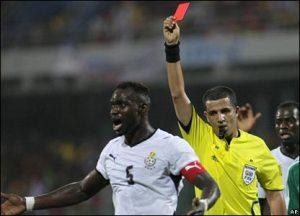 John Mensah - Ghana - Botswana - CAN 2012