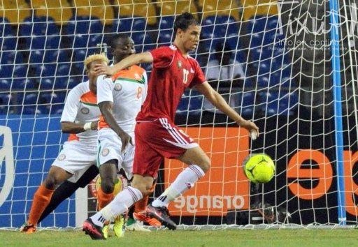 Niger - Maroc - CAN 2012