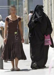 Niqab Laicité